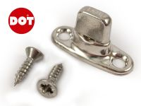 DOT Genuine Common Sense Turnbutton & Screws Boat Canopy Fasteners Marine Grade